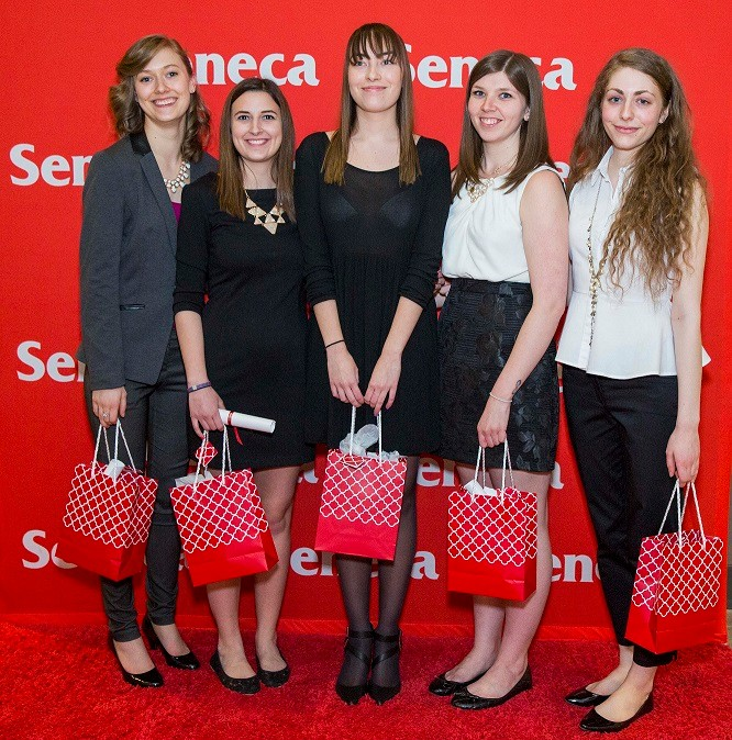 Congrats Seneca College FIELD Team 3!